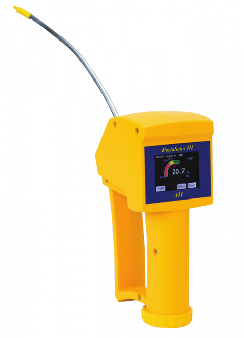 D16 ozone monitor handleheld