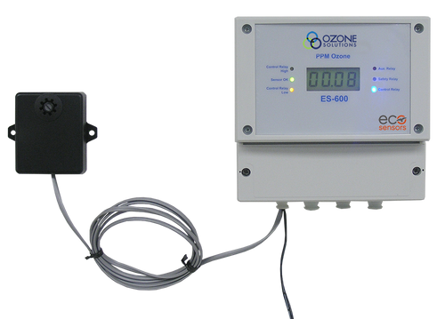 ES-600 (Refurbished): Industrial Grade Ozone Controller and Monitor