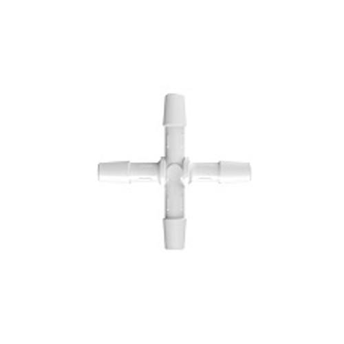 Kynar Barb Union Cross
