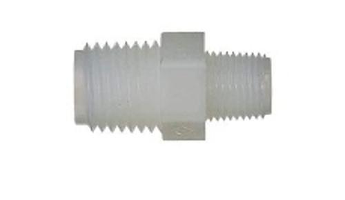 Kynar Male Thread Reducing Union Connector