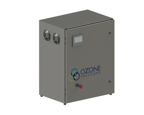 Ozone Solutions Total Generator (TG)-75 gram/hour Ozone Generator