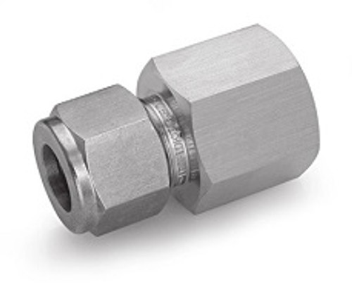 Stainless Steel Compression Straight MNPT