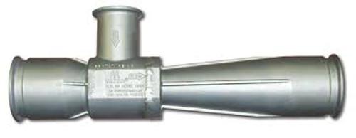 Ozone Compatible 316SS Venturi Injector