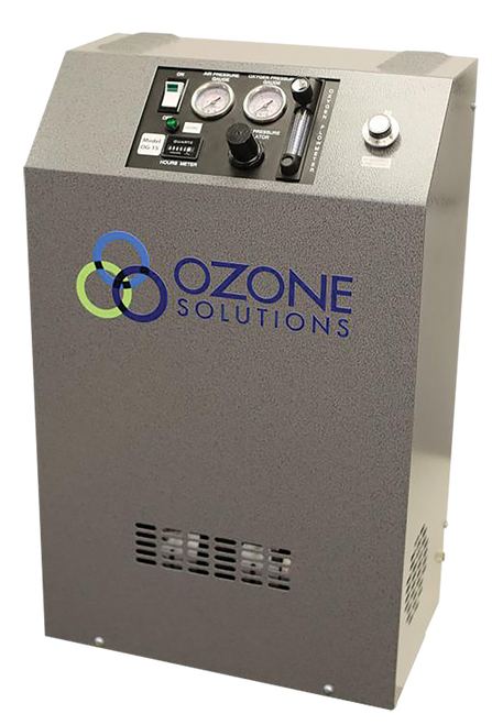 TS-20 : 20 gram/hour Turn-key Ozone Generator