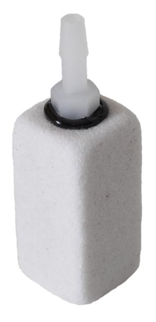 Ozone Compatible Fine Pore Rectangular Diffuser  3 x 1 x 1-in