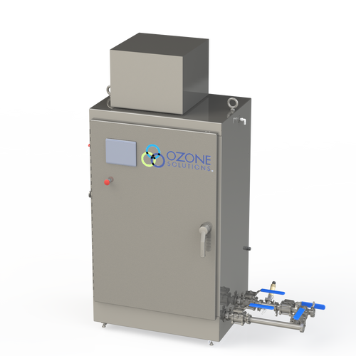 WSE-10 : Enclosed Ozone Injection System