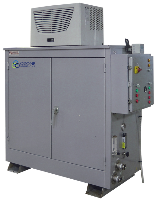 WSE-120 : Enclosed Ozone Injection System