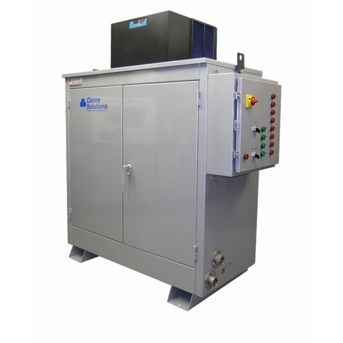 WSE-80 : Enclosed Ozone Injection System