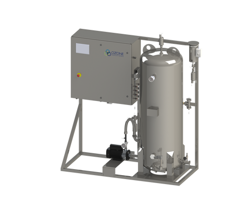 Waterzone-120 : Ozone Injection System