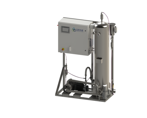 Waterzone-60 : Ozone Injection System