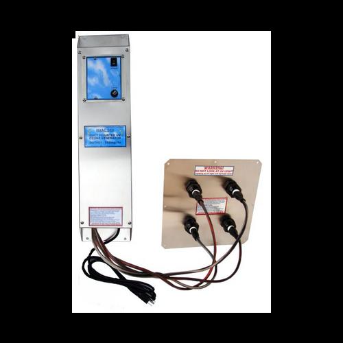 HVAC-2200 Duct Mounted Ozone Generator