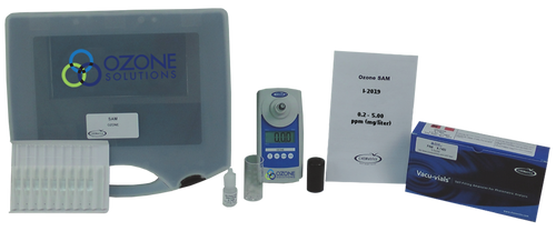 I-2019: Dissolved Ozone Meter