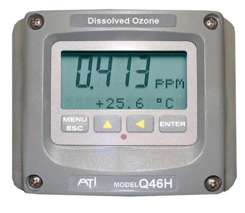 Q-46 : High Accuracy Dissolved Ozone Monitor