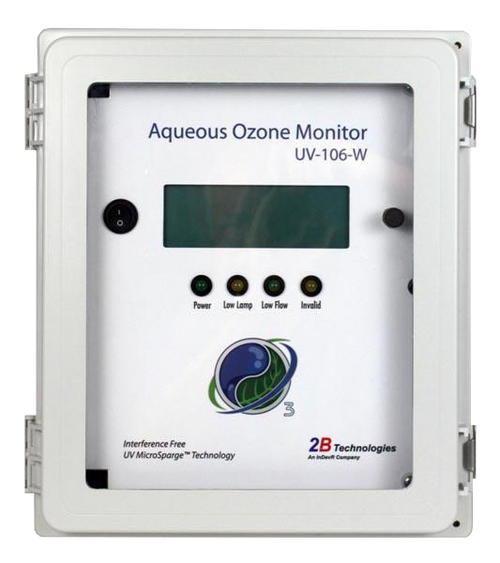 UV-106W : Dissolved Ozone Analyzer