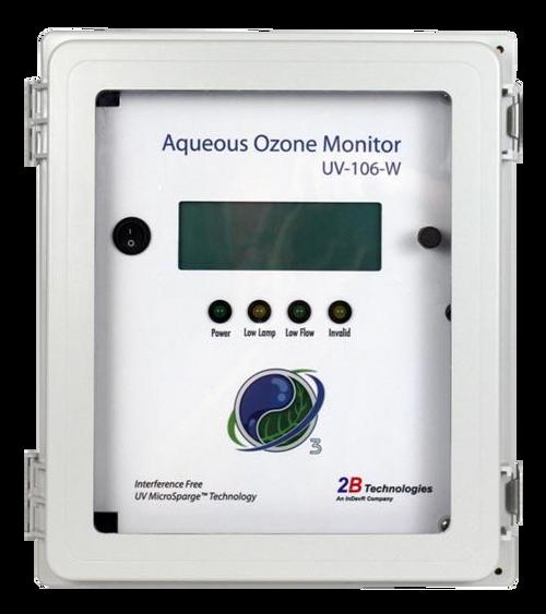 UV-106W : Dissolved Ozone Analyzer