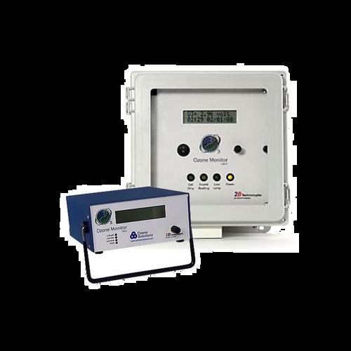 UV-106H : High Concentration UV Ozone Analyzer