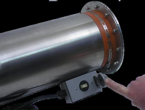 ODS-30H : 30-SCFM Ozone Destruct Device