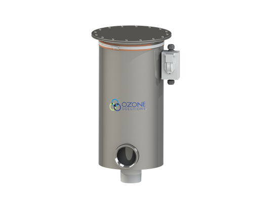 ODS-50H : 50-SCFM Ozone Destruct Unit