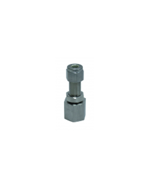 SC-BHF-8-8 : 1/2-in Comp x 1/2-in FNPT Bulkhead