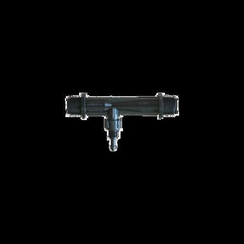 MK-684 SS: Kynar Injector Venturi