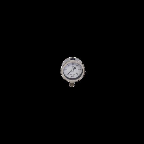 PG-2B4-D : Ozone Compatible Pressure Gauge