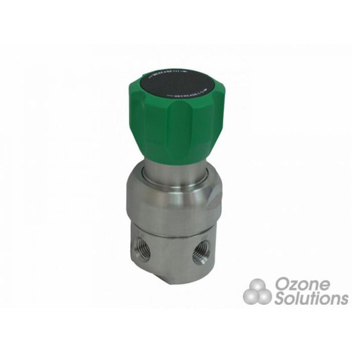 RG-100-4 : Ozone Compatible Pressure Regulator