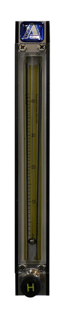 FM-11-SS-1: 11-in Stainless Steel Ozone Flowmeter