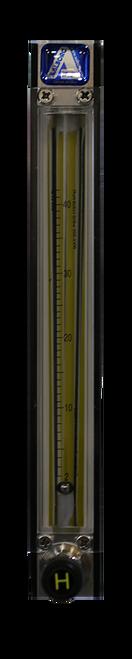 FM-11-SS-10: 11-in Stainless Steel Ozone Flowmeter