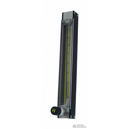 FM-11-SS-5: 11-in Stainless Steel Ozone Flowmeter