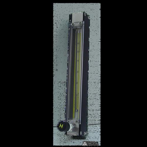 FM-11-SS-60: 11-in Stainless Steel Ozone Flowmeter