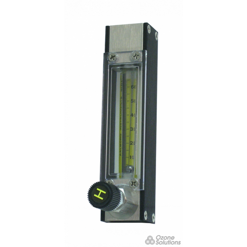 FM-6-SS-1: Stainless Steel Ozone Compatible Flowmeter