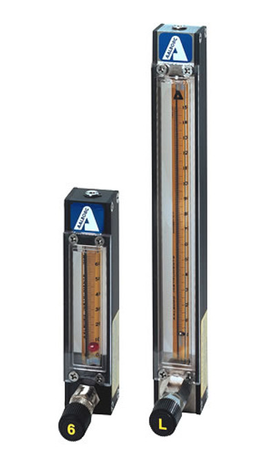 """Flow Meter Stainless Ozone Compatible - 11"""""""