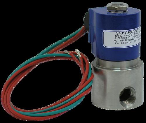 SVSS-6-DC : Ozone Resistant Solenoid Valve