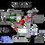 ODS-1H : SCFM Ozone Destruct Device
