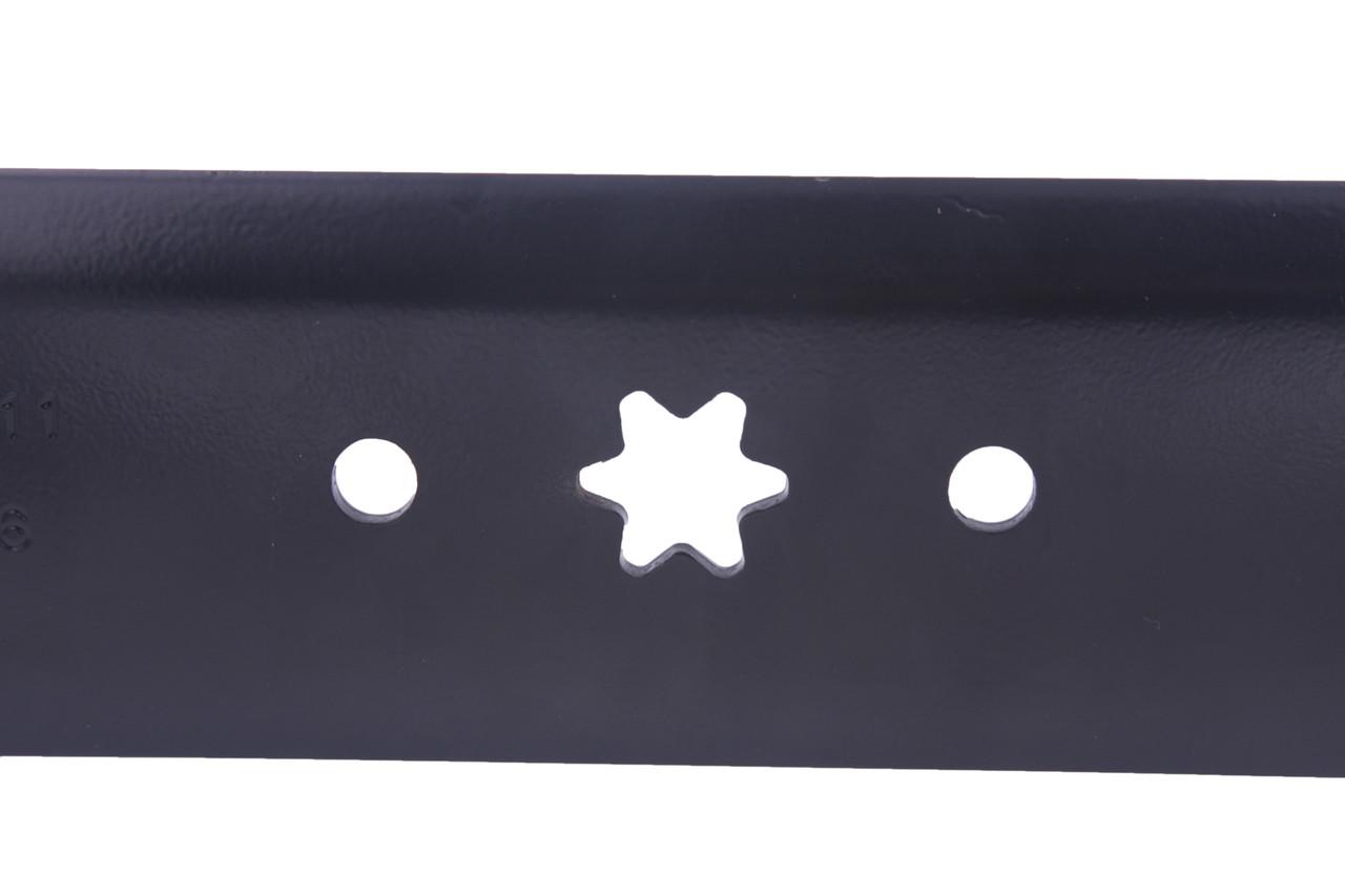 """23-1/4"""" X 6 Point Star Blade, MaxPower 561544, For 46-Inch Cut, MTD/CUB CADET,"""