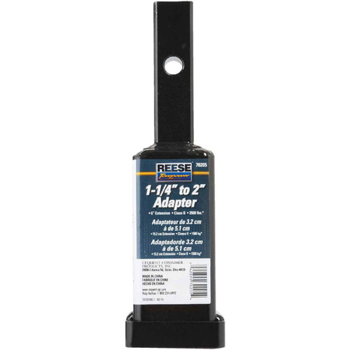 Reese Towpower Hitch Receiver Adapter