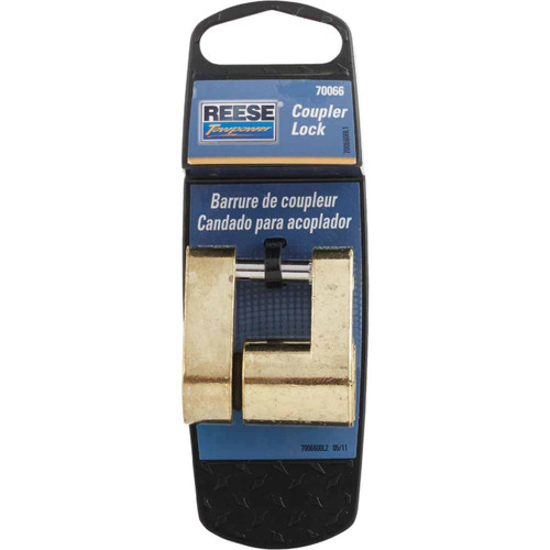 Reese Towpower Solid Cast Universal Latch Coupler Lock