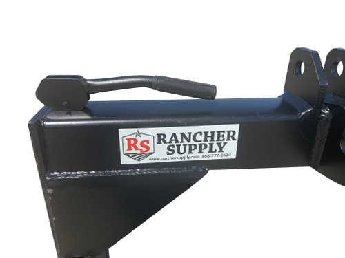 Category 2 Standard Quick Hitch