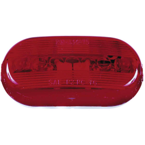 Peterson Oblong Red 2 In. Clearance Light