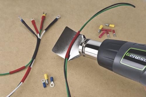 Genesis GHG1500A 12.5 Amp Dual-Temperature Heat Gun Kit