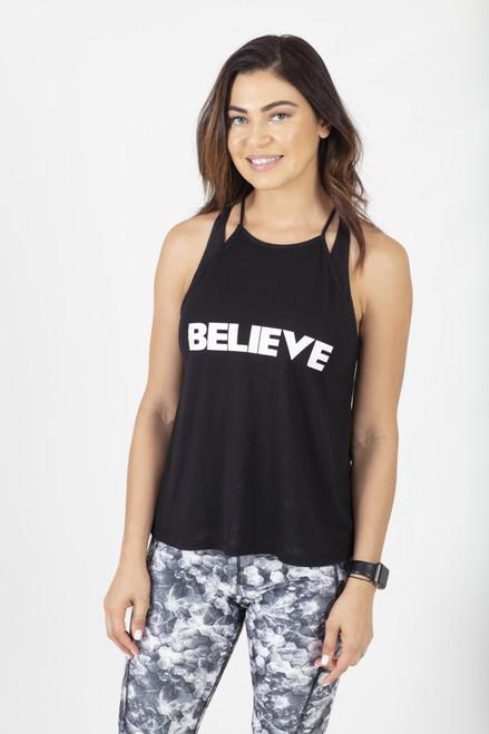 Believe Halter