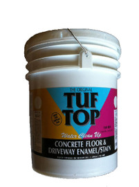 TUF-TOP WC FLOOR AND DRIVEWAY COATING
