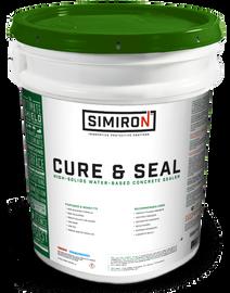Cure & Seal Concrete Sealer - 5 Gallon Pail - Clear