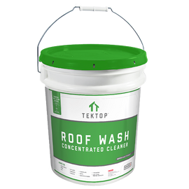 Tektop Centrated Roof Wash, 5 Gallon Pail