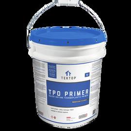 TekTop Single-Ply TPO Primer - Blue, 5 Gallon Pail
