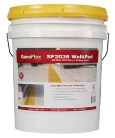 Gaco Flex SF2036 Silicone Roof WalkPad 5 Gallon
