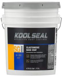 Kool Seal Elastomeric Base Coat Gray 4.75-gallon