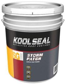 Kool Seal Storm Patch Acrylic Rust Primer