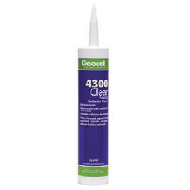 4300 CLEAR 9.5 OZ