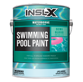 Waterborne Swimming Pool Paint - Semi-Gloss